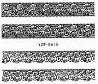 YZW-8615 Слайдер на водной основе (черный)