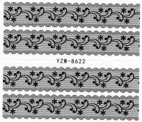 YZW-8622 Слайдер на водной основе (черный)