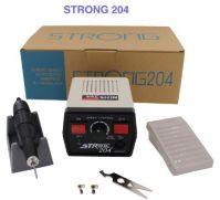 """Машинка для маникюра и педикюра """"Strong 204"""" (35000 об/мин) (Высококачественная replica)"""