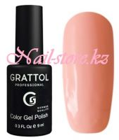 GTC163 Гель-лак Grattol Color Gel Polish - Blooming Dahlia 9мл.