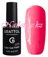 GTC164 Гель-лак Grattol Color Gel Polish - Summer Pink 9мл.