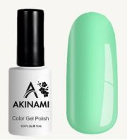 Гель-лак AKINAMI №155 Light Mint 9мл.