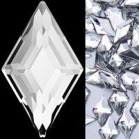 Фигурные стразы стекло ROUMB Crystal 50шт. (3х5мм)