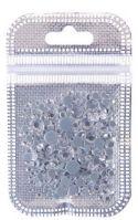 SGS-001 Стразы разноразмерные стекло Crystal