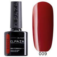 №009 Гель-лак ELPAZA Rouge 10мл.