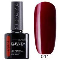 №011 Гель-лак ELPAZA Rouge 10мл.