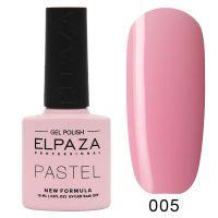 №005 Гель-лак ELPAZA Pastel 10мл.