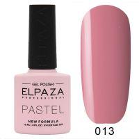№013 Гель-лак ELPAZA Pastel 10мл.