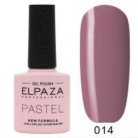 №014 Гель-лак ELPAZA Pastel 10мл.