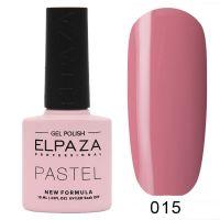 №015 Гель-лак ELPAZA Pastel 10мл.