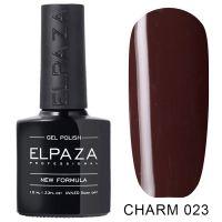 №023 Гель-лак ELPAZA CHARM Трюфель 10мл.
