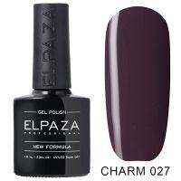 №027 Гель-лак ELPAZA CHARM Новелла 10мл.