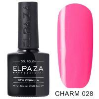 №028 Гель-лак ELPAZA CHARM Бикини 10мл.