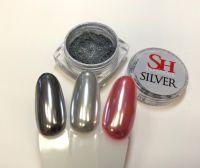 Втирка SH Supernail SILVER (серебро)