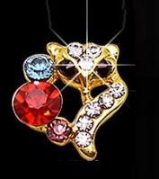"""Украшение Jewelry 3D """"Лисица"""" 11x11"""