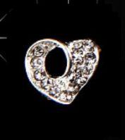 """Украшение Jewelry 3D """"Сердце"""" 8x10"""
