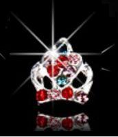 """Украшение Jewelry 3D """"Корона"""" 8x7"""