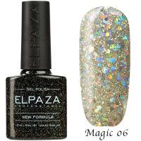 №006 Гель-лак ELPAZA MAGIC Алмаз 10мл.