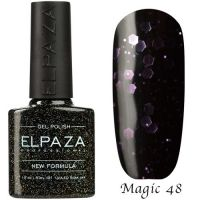 №048 Гель-лак ELPAZA MAGIC Фортуна 10мл.