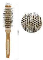 Термобрашинг для волос 30 мм. деревянная ручка