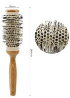 Термобрашинг для волос 40 мм. деревянная ручка