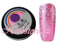 Гель-лак слюда #009 SH Professional Color gel 10мл. (розовый)