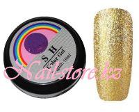 Гель-лак слюда #013 SH Professional Color gel 10мл. (белое золото)