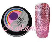 Гель-лак слюда #014 SH Professional Color gel 10мл. (розовый)