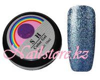 Жидкая гель-слюда #016 SH Professional Color gel 10мл. (синий)