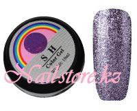 Гель-лак слюда #019 SH Professional Color gel 10мл. (фиолетовый)