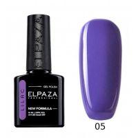№005 Гель-лак ELPAZA Lilac Пурпурный клён 10мл.