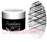 Гель-краска Pautina (черный), 5 г Runail professional