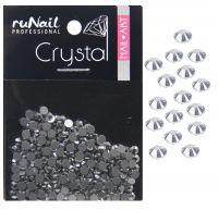 Cтразы (серебряный, 2,3 мм), 288 шт. Runail professional