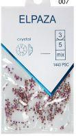 Стразы Crystal ELPAZA №007АВ голографик SS3, 1440 шт.
