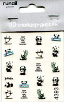 3D Слайдер-дизайн #4393 Runail Professional