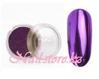 Зеркальная пыль для втирки Runail professional (фиолетовый) 1,5гр