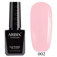 Гель-лак Arbix №002 Верона 10мл.