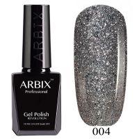 Гель-лак Arbix №004 Снегурочка 10мл.