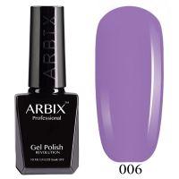 Гель-лак Arbix №006 Лавандовые Сны 10мл.