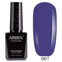 Гель-лак Arbix №007 Черничный Мусс 10мл.