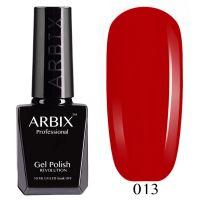 Гель-лак ARBIX №013 Алые Паруса 10мл.