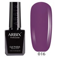 Гель-лак Arbix №016 Манхэттен 10мл.