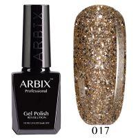 Гель-лак Arbix №017 Золотая Антилопа 10мл.