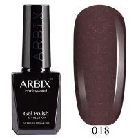 Гель-лак Arbix №018 Клеопатра 10мл.