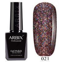 Гель-лак Arbix №021 Мерцание 10мл.