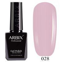 Гель-лак Arbix №028 Воздушный Поцелуй 10мл.
