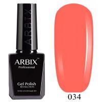 Гель-лак Arbix №034 Тропикана 10мл.