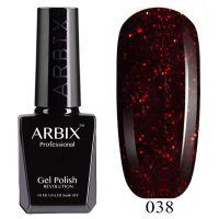Гель-лак Arbix №038 Куршавель 10мл.
