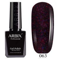 Гель-лак Arbix №063 Вавилон 10мл.