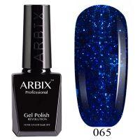 Гель-лак Arbix №065 Сияние Сапфира 10мл.
